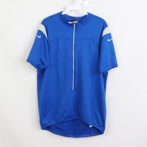 Vintage Nike Sphere Dry Bicycle Cycling Jersey 2XL